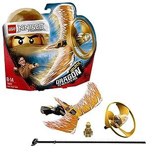 LEGO Maestro Dragone D'Oro Costruzioni Piccole Gioco Bambino Bambina Giocattolo 133 5702016110784 LEGO