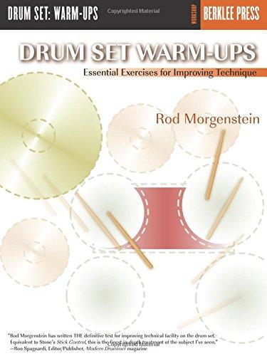 Drum Set Warm-Ups: Essential Exercises for Improving Technique (Workshop Berklee Press)