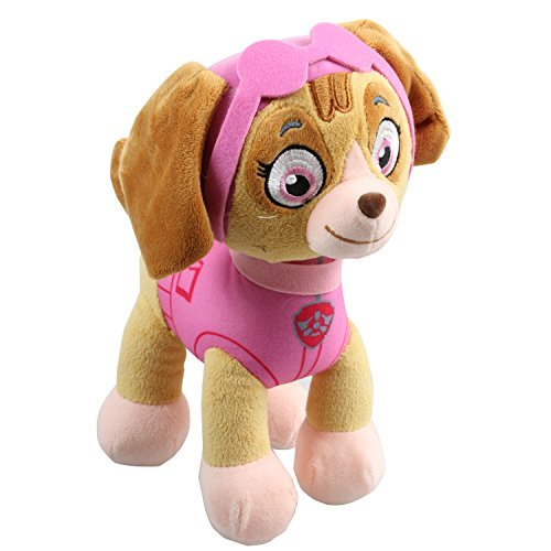 Paw Patrol 27Cm Skye Plush Stuffed Toy Kids Children Cuddly Soft Doll Figure