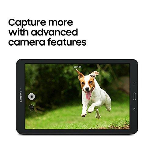 Samsung Galaxy Tab E SM-T560NZKUXAR Tablet (16GB, 9.6 Inches, WI-FI) Black, 1.5GB RAM Price in India