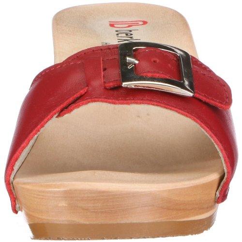 Berkemann Silenz 00388, Chaussures femme Rouge (Hibiscus)