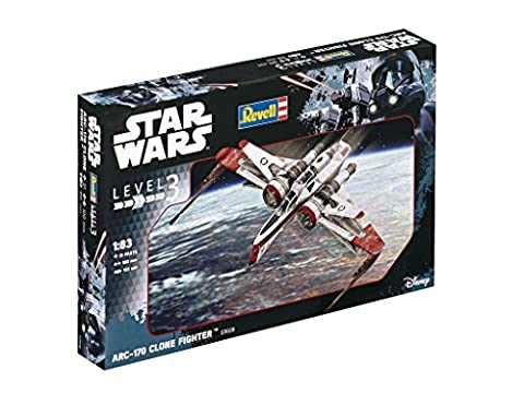 Revell Star Wars Rogue One ARC-170 Fighter Model