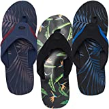 Animal Mens Jekyl AOP FLIP Flop