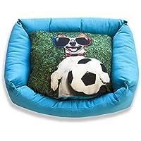 DAGOSTINO HOME - Cama cuna tridimensional para mascotas CHAMPIONS LEAGUE - L - 50X60