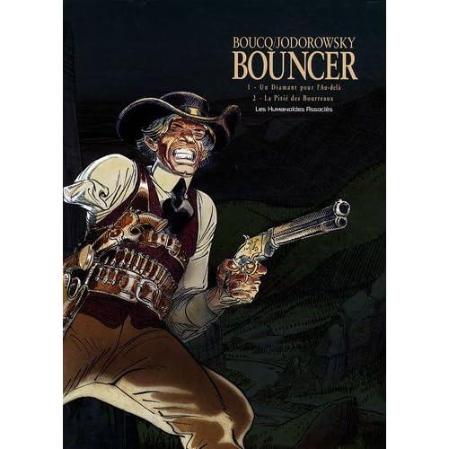 Bouncer : Coffret 2 volumes : Tome 1, Un diamant pour l'au-delà ; Tome 2, La pitié des bourreaux