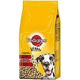 Pedigree Complete Trocken Adult Maxi, Hundfutter mit Rind (1 x 15 kg)