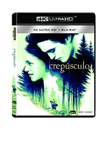 Crepusculo Blu-Ray  Uhd 4