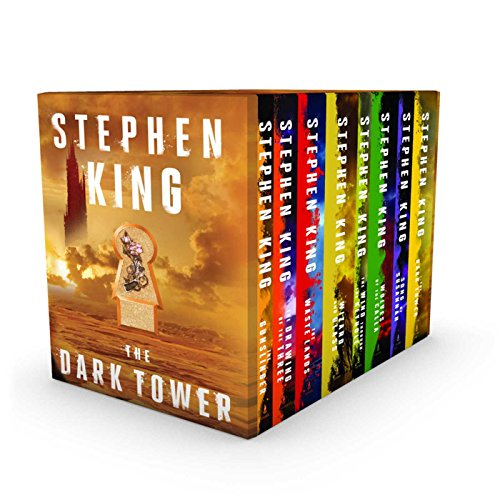 Elba Serie (The Dark Tower 8-Book Boxed Set)
