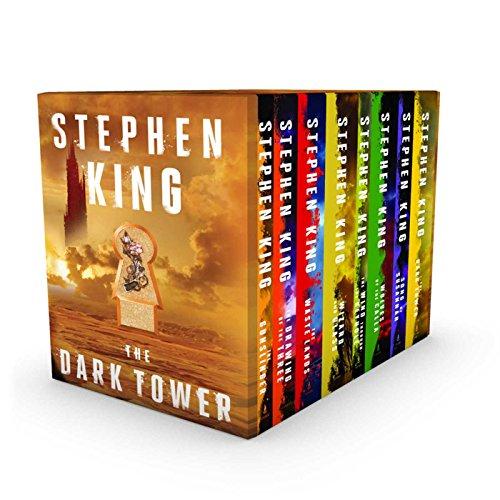The Dark Tower 8-Book Boxed Set (Tower Dark)