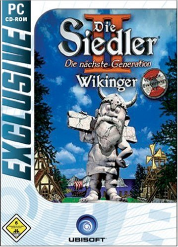 Die Siedler II: Die nächste Generation - Wikinger (Add-on) [Exclusive]