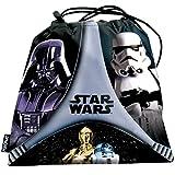Star Wars Sportbeutel Darth Vader und Stormtrooper