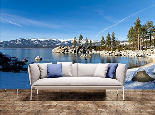 Wandbild riesig Lake Tahoe, USA Wand Drucken Wandbild Tapetensticker Tapeten