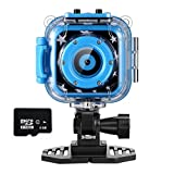 Kids Action Cam,Ourlife Action Camera for Kids - Best Reviews Guide