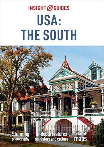 Insight Guides USA: The South (Travel Guide eBook): (Travel Guide ...