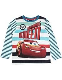 Disney Cars Boys Long Sleeve T-Shirt