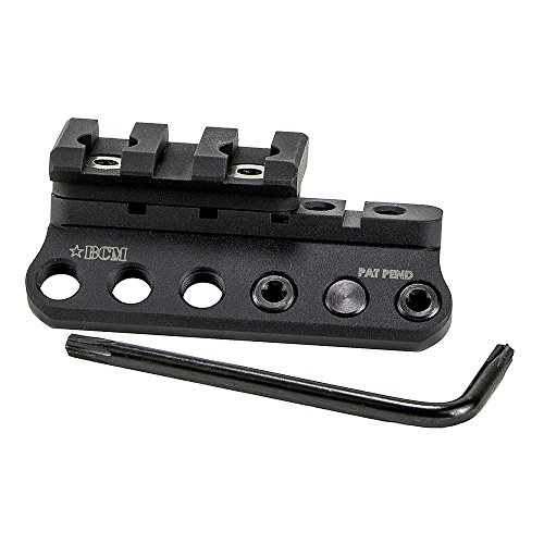 BCMGUNFIGHTER 1913 Light Mount Modular - KeyMod (Rifle Light Mount)