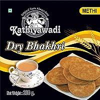 Kathiyawadi Dry Bhakhri Methi - 200gx2Pkts