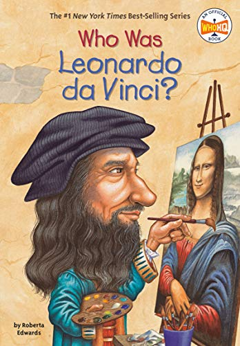 Who Was Leonardo da Vinci? (Who Was?) (English Edition) eBook ...