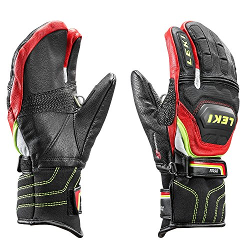 leki-worldcup-race-flex-s-junior-lobster-6-black-red-white-yellow