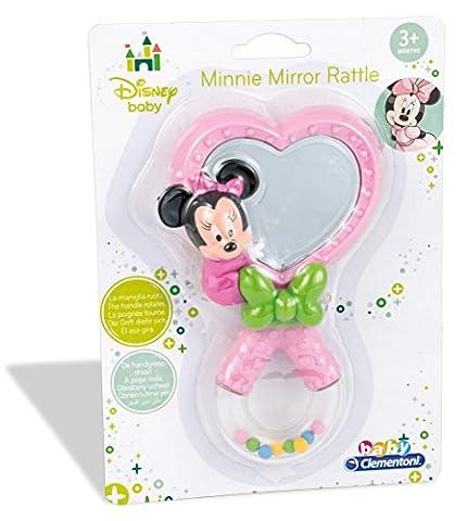 Clementoni 14505 Minnie Mirror Rattle