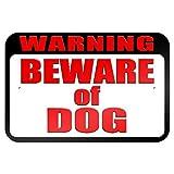 bienternary Warnung Vorsicht vor Hund 9x