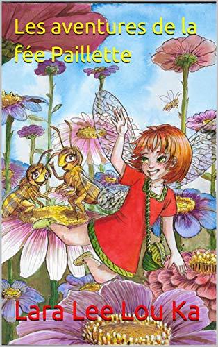 Couverture du livre Les aventures de la fée Paillette