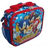 Best Ruz Lunch Boxes - Lunch Bag - Sonic the Hedghog - Team Review