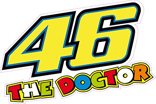 46-the-doctor-valentino-rossi-175mm-sticker-decal-quality-printed-vinyl-label