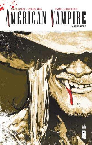American Vampire tome 1