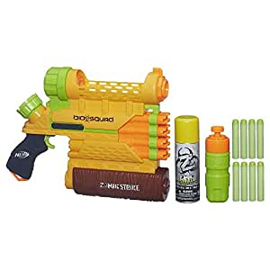 Buy Nerf Zombie Strike Biosquad Zombie Abolisher ZR-800 ...