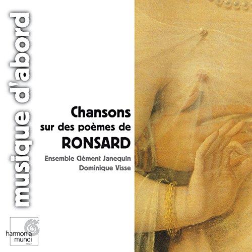 Chansons sur des poèmes de Ronsard  (coll. musique d'abord)
