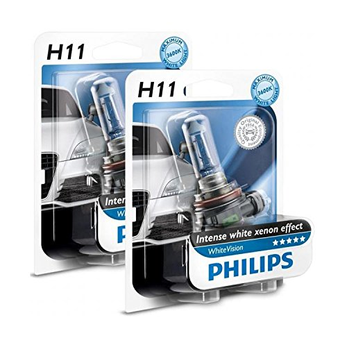Philips 681357 Ampoules White Vision 1 H7 12 V 55 W