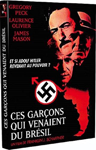 Bild von Ces Garçons qui venaient du Brésil [DVD] Gregory Peck (Acteur), Laurence Olivier (Acteur), Franklin J. Schaffner (Réalisateur)