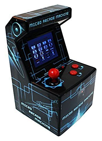 Mini Arcade Game Machine Toy Video Game Portable Gaming System [240 Video Games] - Series Viii by