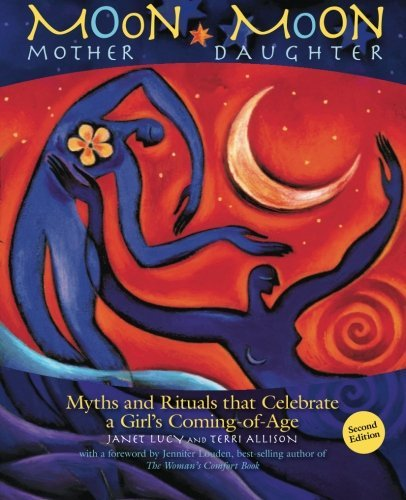 Moon Mother, Moon Daughter by Janet Lucy (2012-12-28)