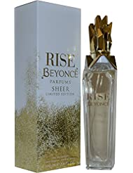 Beyonce Rise Sheer Limited Edition 100 Ml Edp Spray