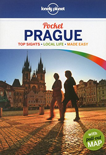 Pocket Prague 4 (Travel Guide)
