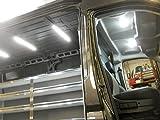 Hochwertige LED-Leuchtröhre, mit starkem, doppelseitigem 3M-Klebeband, 12V, Lichtleiste für LKW, Van etc., Innenleuchte, 900 mm