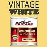 Aged Vintage White Gitarre Nitrocellulose Lack/Lack 250ml
