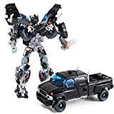 #10: Kiditos Transformers Ironhide Robot To Truck Converting Figure Toy