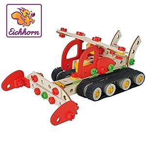 Eichhorn Constructor 100039088eh (, Pista Oruga Vehículo, Multicolor