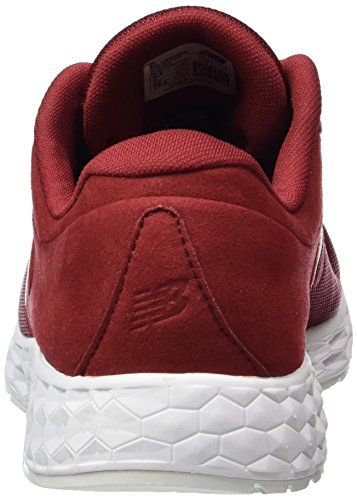 New Balance Ml1980v1, Chaussures de Running Compétition Homme, Rouge/Blanc, Taille Unique Rouge (Red/White)