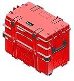 Stahlwille 13217 LR Werkzeug-Trolley leuchtrot