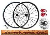 QR 700c Racing Road Bike Racer Front Rear - Best Reviews Guide