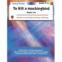 To Kill A Mockingbird - Student Packet by Novel Units, Inc. by Novel Units Inc. (2006-10-18)