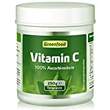 Vitamin C, 250 Gramm Pulver