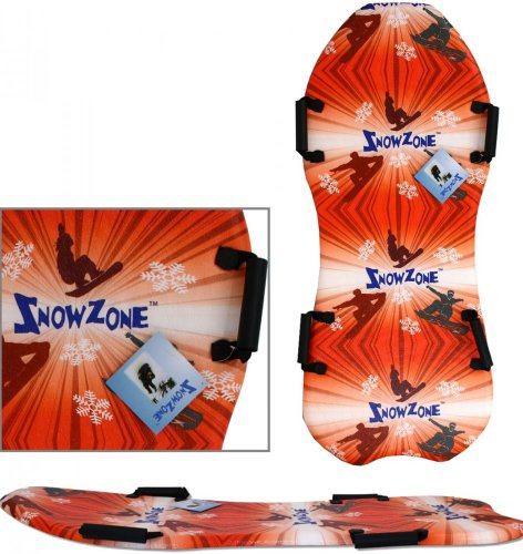 Snowzone Plus 6 De Orange Surfer Traîneau Neig The Best Amazon