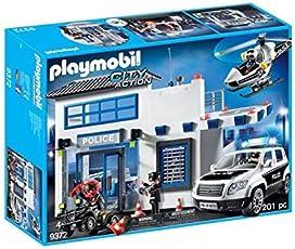 PLAYMOBIL 9372 - Polizeistation