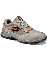Lotto Works–Sprint Line–Sprint 501–Color Arena–Zapato de trabajo y tiempo libre–S1P–Número 42