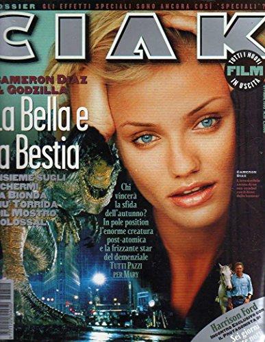Ciak 10 ottobre 1998 Harrison Ford-Gianni Amelio-Francesco Nuti